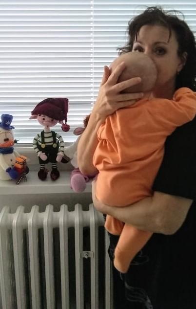 Máma na přechodnou dobu